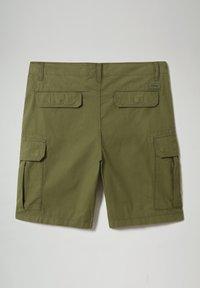 Napapijri - NOTO - Shorts - green cypress - 7
