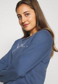 Yogasearcher - BIOSWEATY - Sweatshirt - midnight - 3