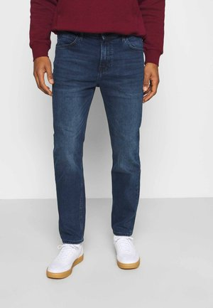 AUSTIN - Jeans Tapered Fit - mid porter