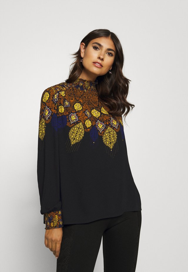 BLUS GEORGINA - Blouse - black