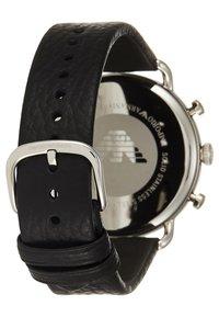 Emporio Armani - Chronograph watch - schwarz - 2