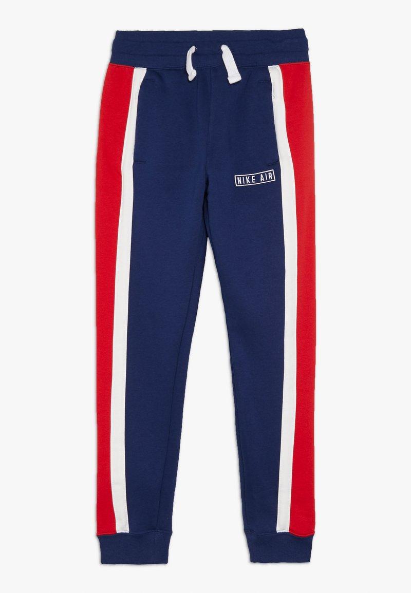 Nike Sportswear - NIKE AIR HOSE FÜR ÄLTERE KINDER - Træningsbukser - blue void/white/university red