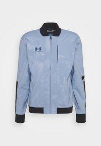Under Armour - ACCELERATE JACKET - Training jacket - washed blue - 0