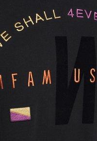 Grimey - NITE MARAUDER - Sweatshirt - black - 2