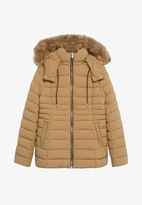 Mango - PONI - Winter jacket - mittelbraun - 7