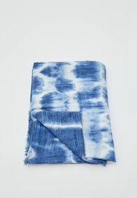 PULL&BEAR - Scarf - blue - 1