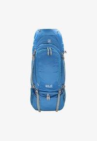 Jack Wolfskin - DENALI 65  - Hiking rucksack - poseidon blue - 1