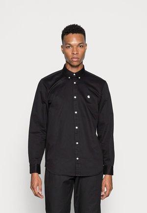 MADISON - Shirt - black/wax