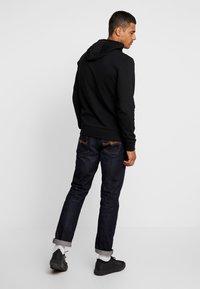 Calvin Klein - LOGO HOODIE - Hoodie - black - 2