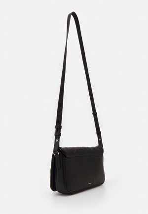 ENVELOPE BAG - Across body bag - black