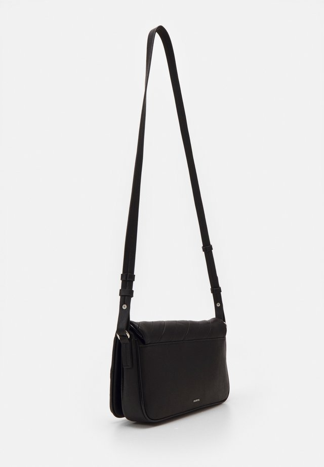 ENVELOPE BAG - Olkalaukku - black