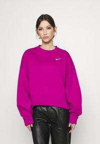 Nike Sportswear - CREW TREND - Sweatshirt - pink - 0