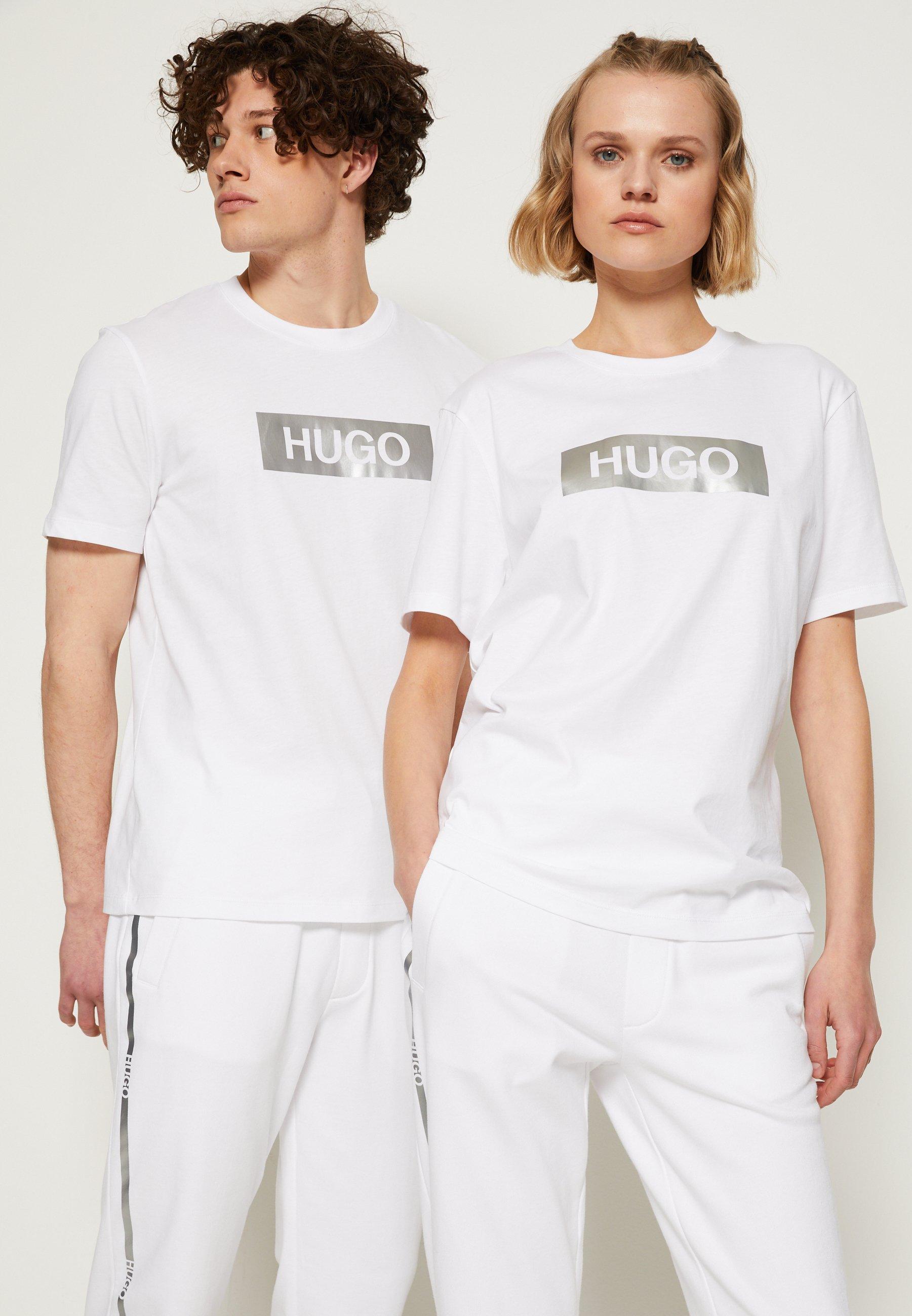 Herren DIRAGOLINO METALLIC UNISEX - T-Shirt print