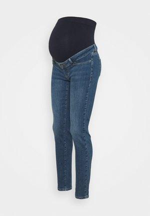 CARSEN - Jeans Skinny Fit - midblue
