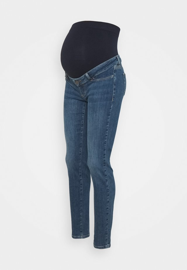 CARSEN - Jeans Skinny Fit - midblue
