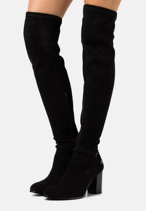 ADITO - Over-the-knee boots - noir
