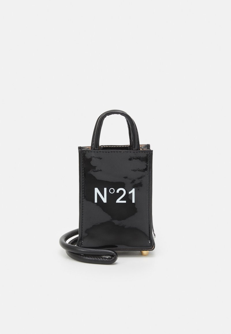N°21 - NANO - Across body bag - black