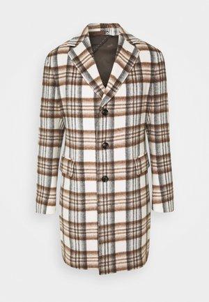 WILKO - Klassischer Mantel - beige