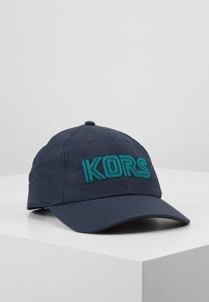 TECHNO HAT - Cap - dark midnight