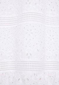 IVY & OAK - BALLOON FLOWER - Denní šaty - snow white - 6