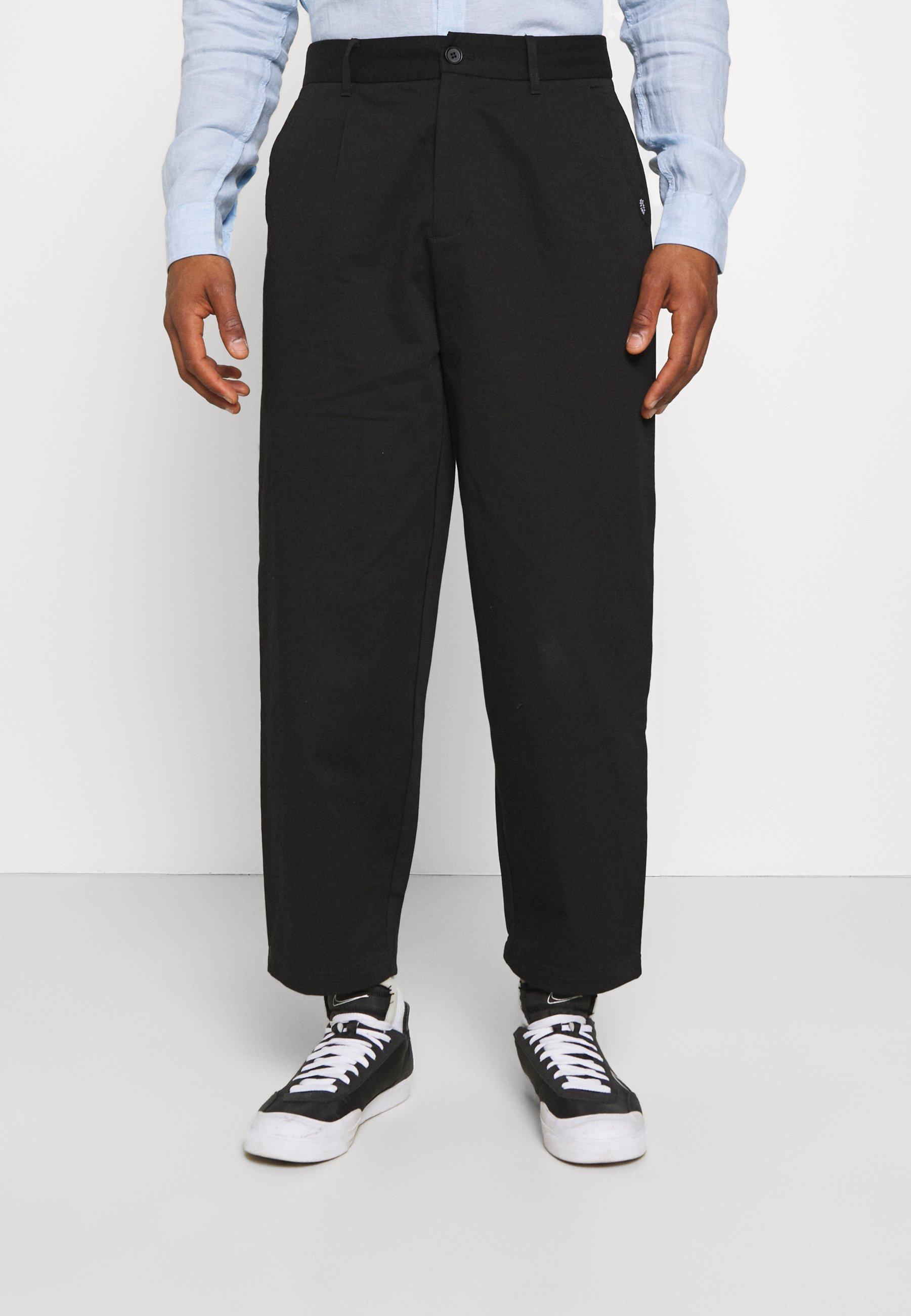 Men PLEATED TROUSER - Trousers