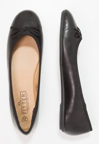 Fitters - LINA - Baleriny - black - 1
