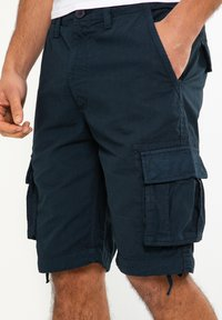 Threadbare - MANCHESTER - Shorts - blau - 3