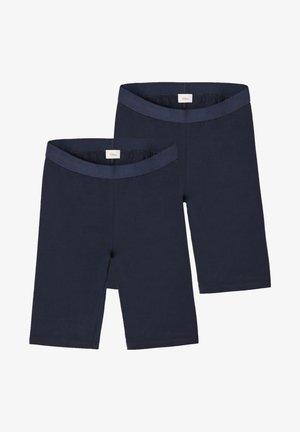 2 PACK - Shorts - navy/navy