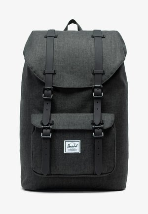 LITTLE AMERICA MID VOLUME - Rucksack - black