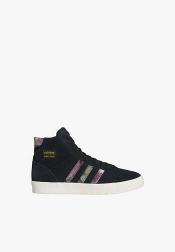 Sneakers alte - core black/off white/victory gold