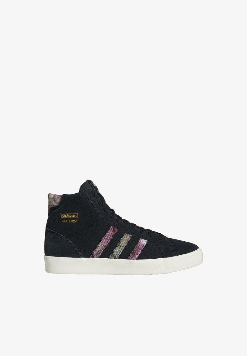 adidas Originals - Sneakers alte - core black/off white/victory gold