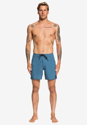 HIGHLINE KAIMANA - Swimming shorts - majolica blue