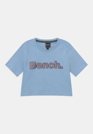 KAY - T-Shirt print - light blue