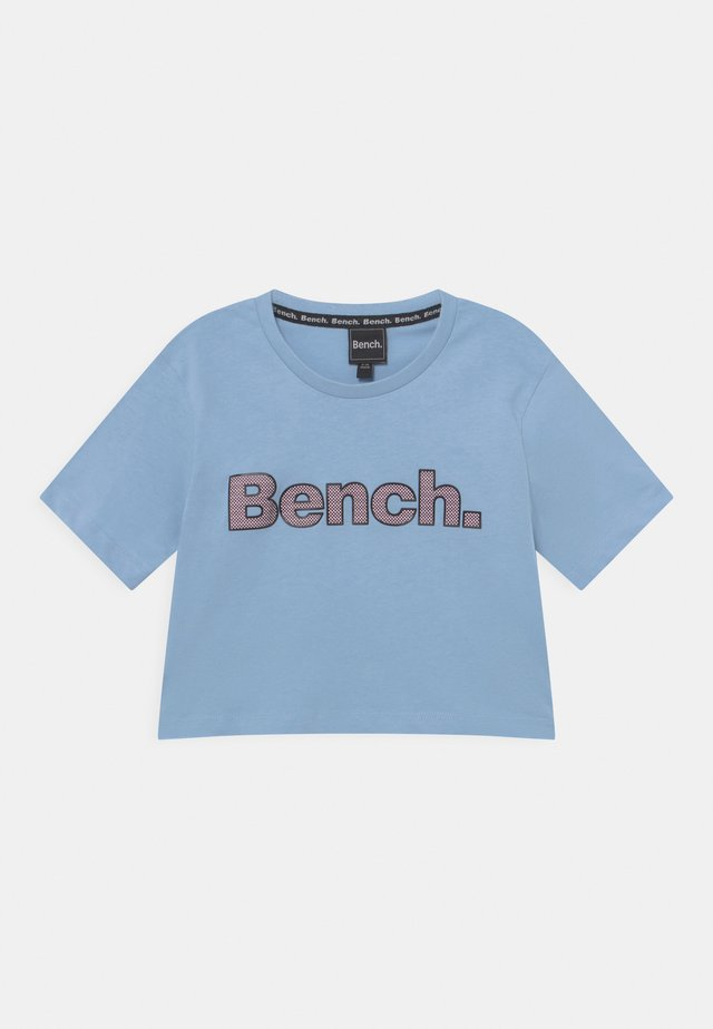 KAY - T-shirt imprimé - light blue