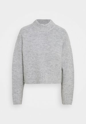 KIRA - Jumper - grey melange