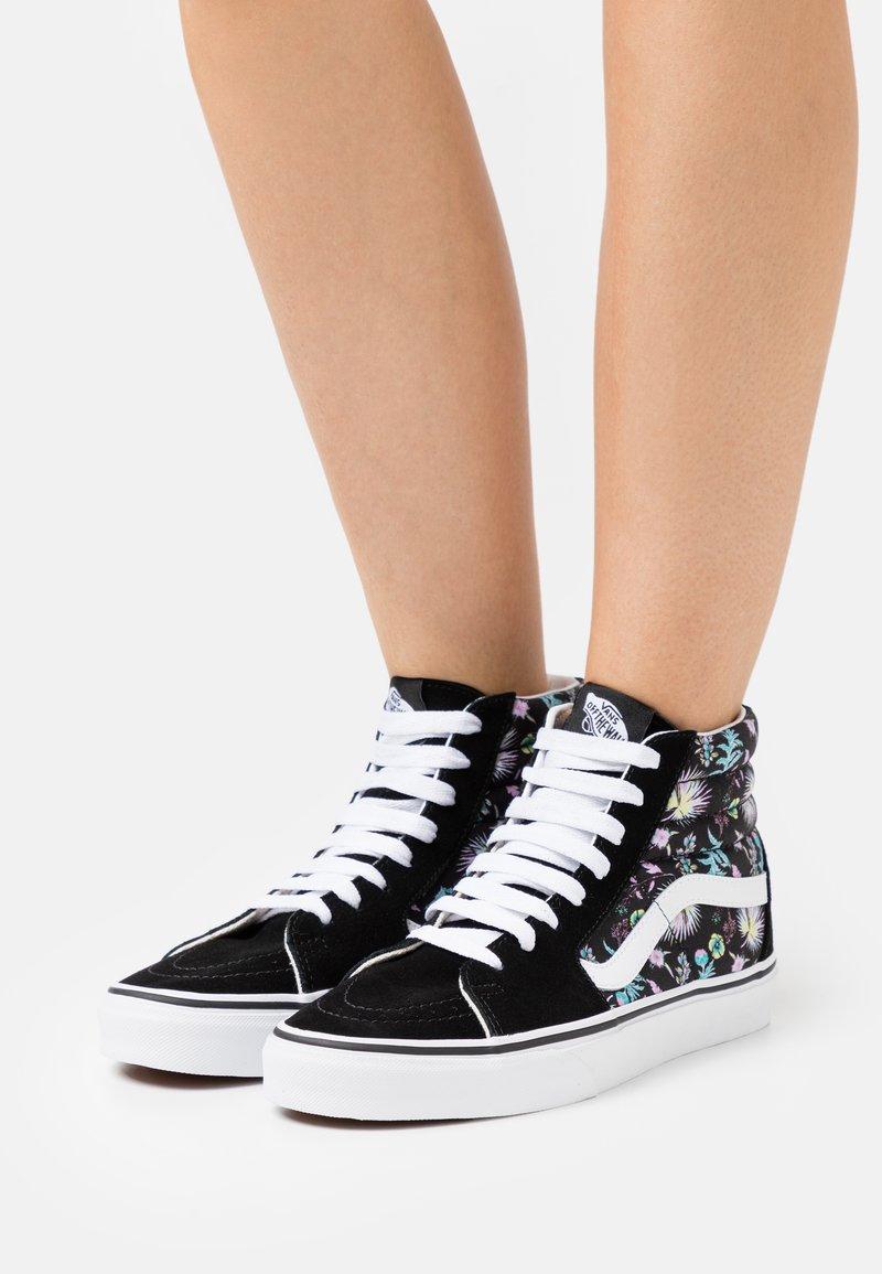 Vans - SK8 - Sneakers hoog - black/true white