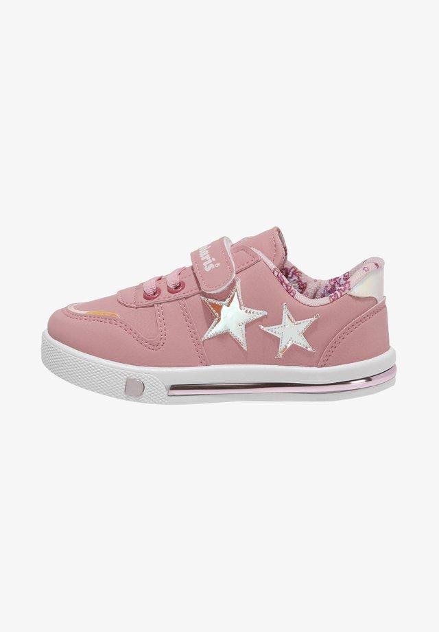 HOOK AND LOOP - Sneakers laag - pink