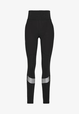 UNTMD HIGH WAIST - Leggings - black