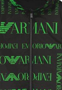 Emporio Armani - BLOUSON - Välikausitakki - logo verde - 4