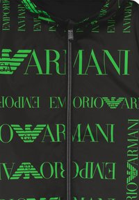 Emporio Armani - BLOUSON - Jas - logo verde - 4