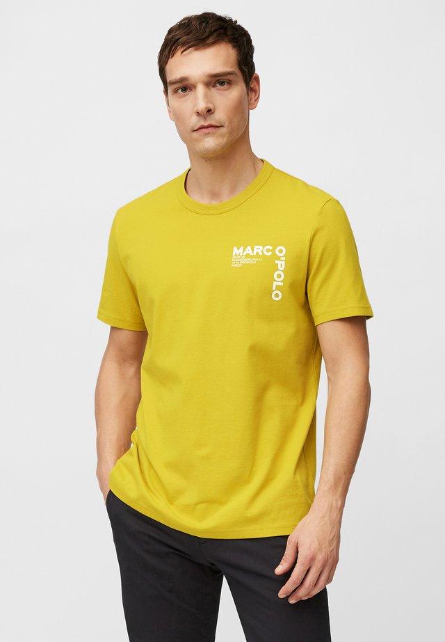 Print T-shirt - spring haze