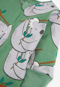 Next - 2 PACK GOTS KOALA SLOTH FOOTLESS - Jumpsuit - green - 4