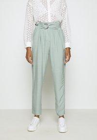 Trendyol - Pantalon classique - mint - 0