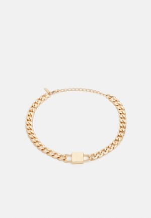 D-LOCK CHOKER - Necklace - gold-coloured