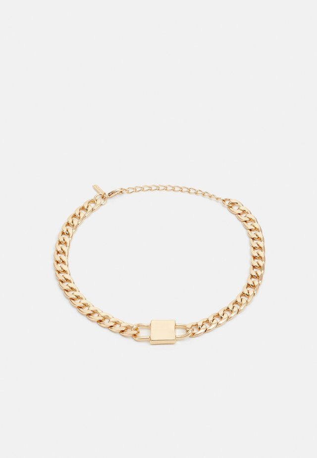 D-LOCK CHOKER - Naszyjnik - gold-coloured