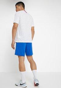 Nike Performance - DRY ACADEMY SHORT  - kurze Sporthose - game royal/white - 2