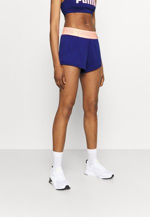 TRAIN ELASTIC SHORT - Sports shorts - elektro blue
