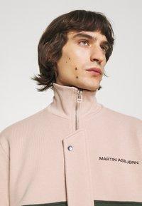 Martin Asbjørn - SAMUEL - Zip-up sweatshirt - multi coloured - 3
