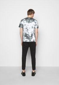 DRYKORN - SAMUEL - Print T-shirt - black - 2