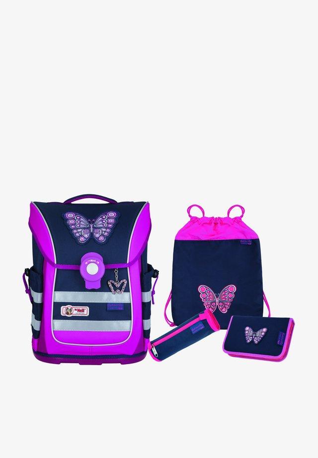 School set - Set zainetto - butterfly